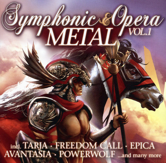 Symphonic & Opera Metal Vol. 1 (2 CD)