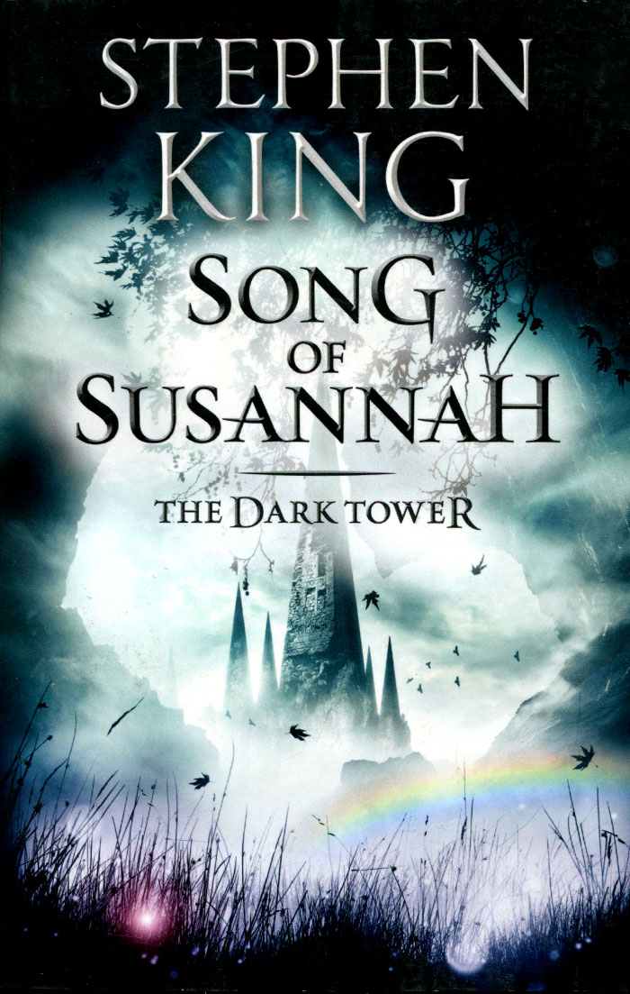 Song of Susannah king s dark tower v the wolves of the calla new cover