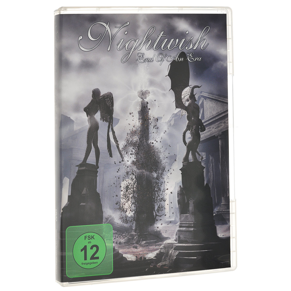 Nightwish End Of An Era. Live At Hartwall Areena nirvana nirvana hollywood rock festival 1993 2 lp