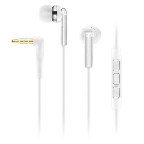 Sennheiser CX 2.00i, White стереогарнитура506093Новая гарнитура Sennheiser CX 2.00 ярким звуком, насыщенным низкими частотами – именно таким, какой мы и ожидаем от продуктов Sennheiser. С помощью 3-кнопочного пульта управления с микрофоном Вы можете отвечать на звонки и управлять музыкой простым нажатием кнопки