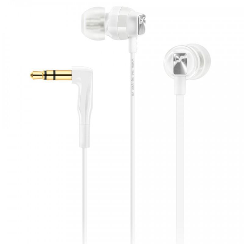Sennheiser CX 3.00, White наушники sennheiser cx 2 00i 506093 внутриканальные наушники с микрофоном white
