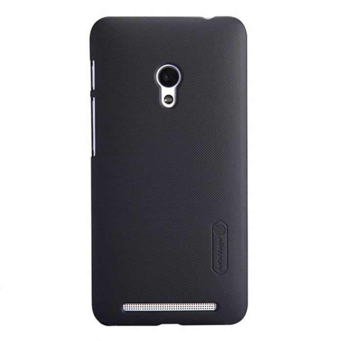 все цены на Nillkin Super Frosted Shield чехол для Asus ZenFone 4 (A450CG), Black
