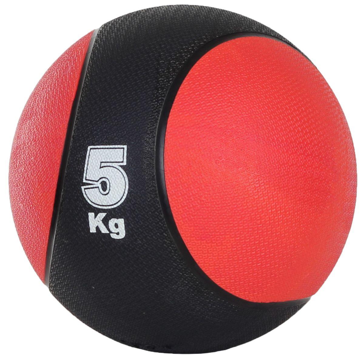 Медицинбол Start Up MBR5, цвет: черный, красный, 5 кг, 24 см290262Медицинбол Start Up MBR5 - тренировочный мяч, который прекрасно подходит для занятий фитнесом, аэробикой или ЛФК (лечебной физкультурой). Шероховатая поверхность не дает ему выскользнуть из рук. Предназначен для укрепления мышц плечевого пояса, спины, рук и ног. Мяч выполнен из резины, наполнен также резиной.Йога: все, что нужно начинающим и опытным практикам. Статья OZON Гид