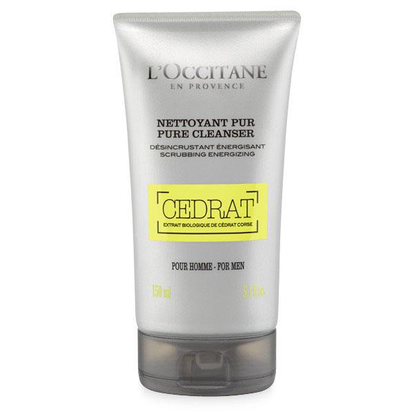 LOccitane Очищающий гель для умывания для лица Cedrat 150 мл329016Этот свежий и лёгкий гель быстро впитывается, не образует жирной плёнки и совершенно не ощущается на коже. Он оказывает мгновенное матирующее и увлажняющее действие: кожа выглядит свежей, чистой и наполненной энергией.Применяйте каждое утро; подходит для нормальной и комбинированной кожи.