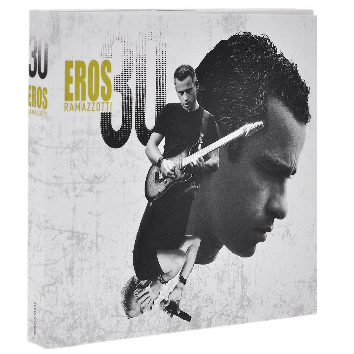 Eros Ramazzotti. Eros 30 (2 CD)