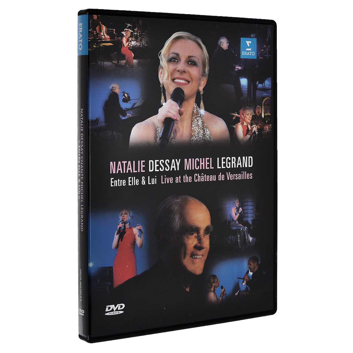 Natalie Dessay, Michel Legrand: Entre Elle & Lui (Live At The Chateau De Versailles) bazin rené the children of alsace les oberlés