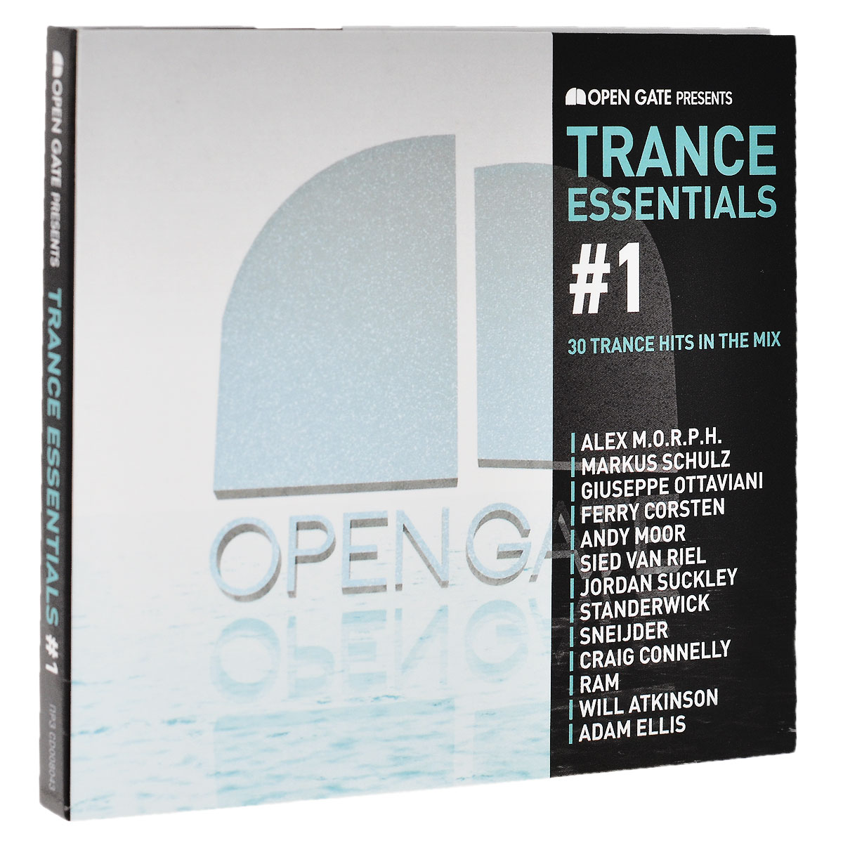 Trance Essentials. Volume 1 (2 CD)