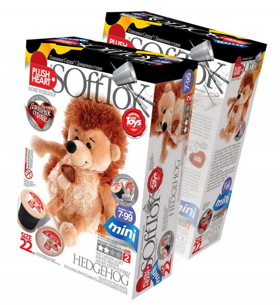 """Набор для создания мягкой игрушки """"Ежик"""", SoftToy"""