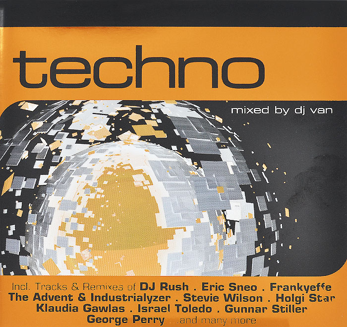 Techno (2 CD) minimal techno 2 cd
