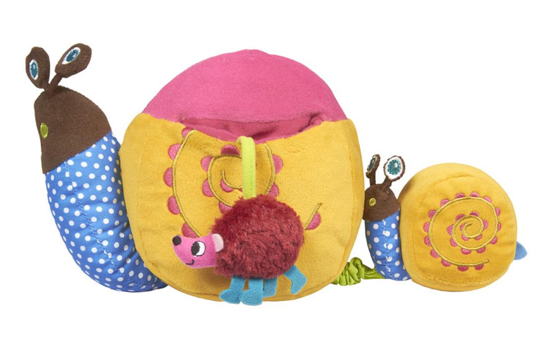 Игрушка развивающая OOPS Улитка мягкие игрушки oops игрушка развивающая улитка