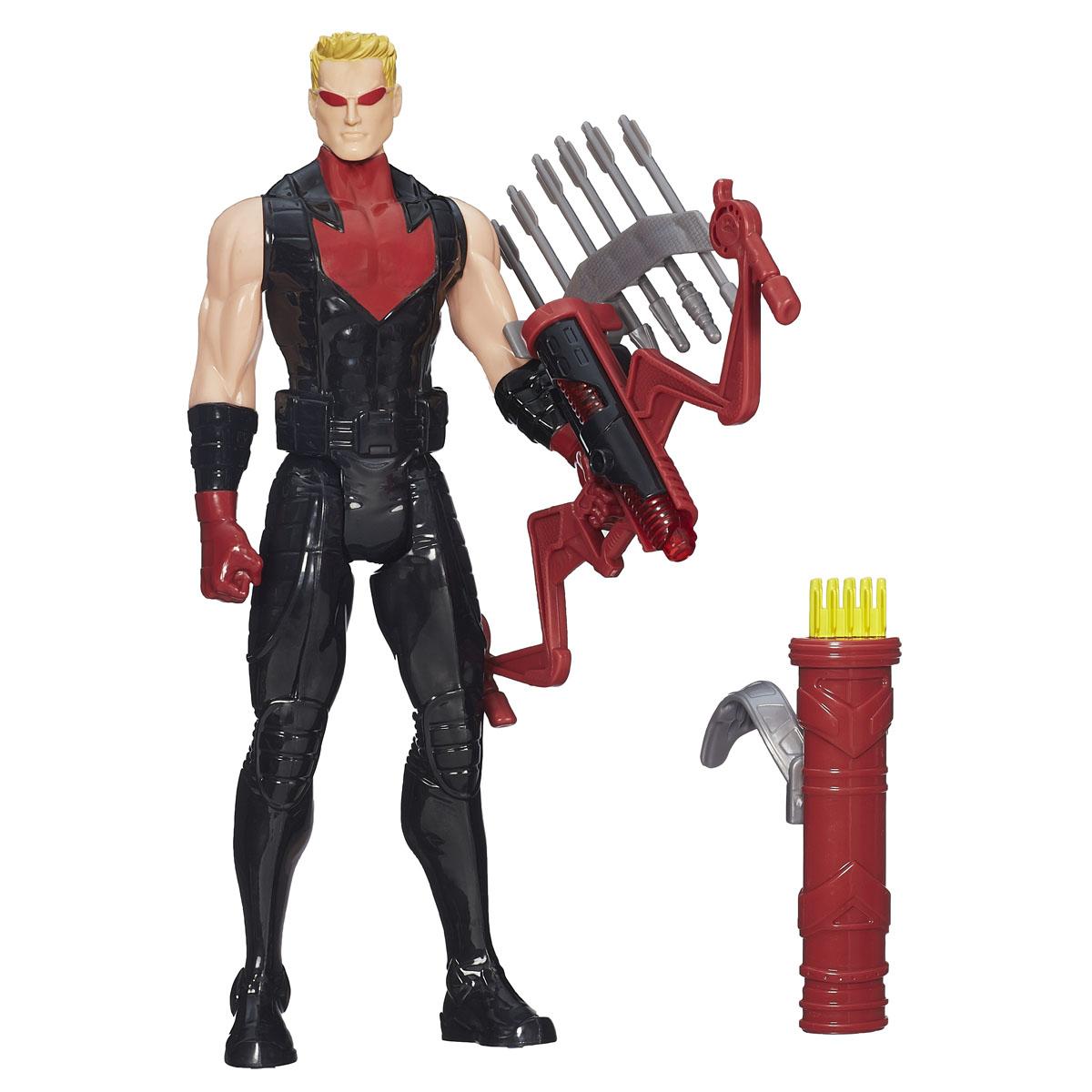 Фигурка Avengers Титаны: Marvel's Hawkeye, с аксессуарами, 29 см фигурка avengers титаны marvel s hawkeye с аксессуарами 29 см