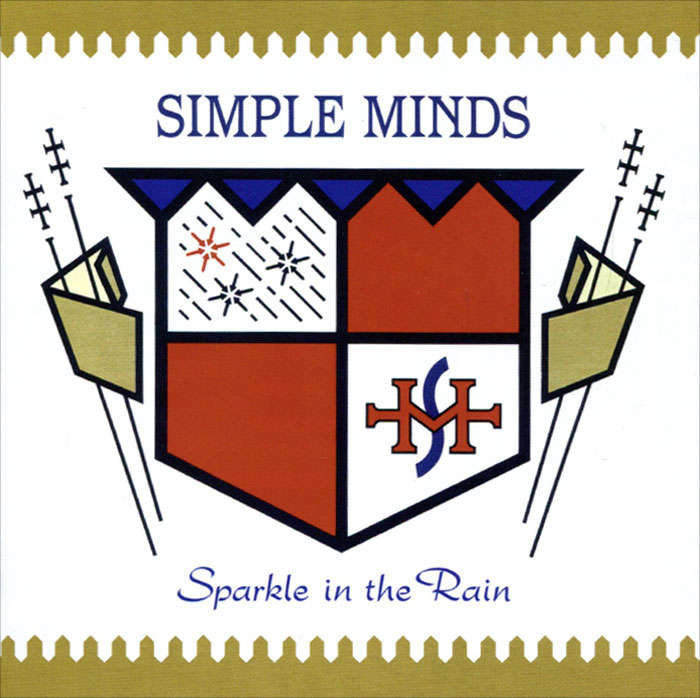 Simple Minds Simple Minds. Sparkle In The Rain simple minds newark
