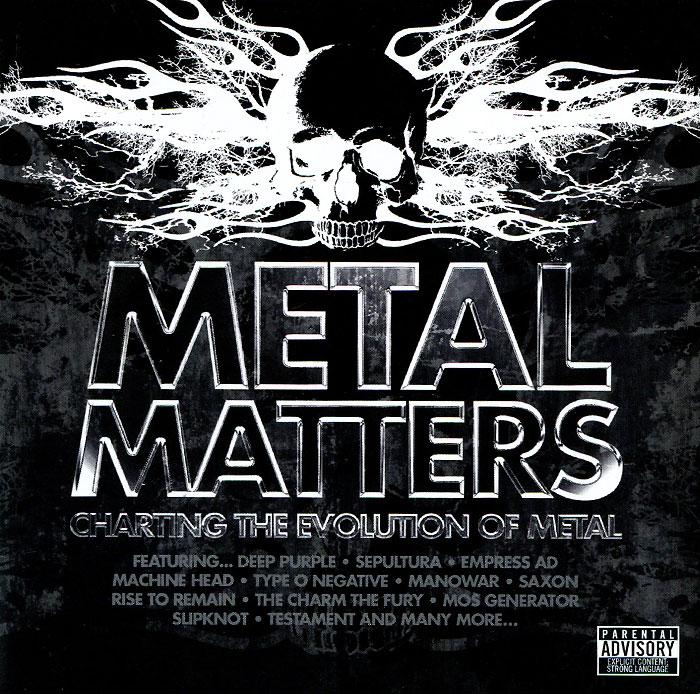 Metal Matters (2 CD) science matters