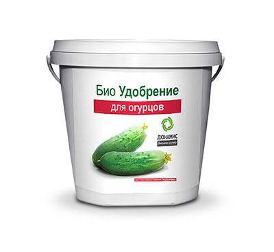Био-удобрение Дюнамис для огурцов, 1 л олег толстенко 100 фантастических рецептов из огурцов