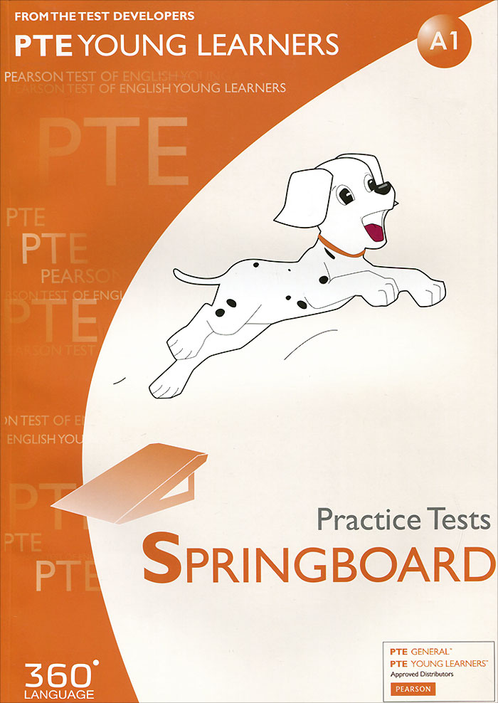 Pearson Test of English Young Learners: Practice Tests: Springboard springboard