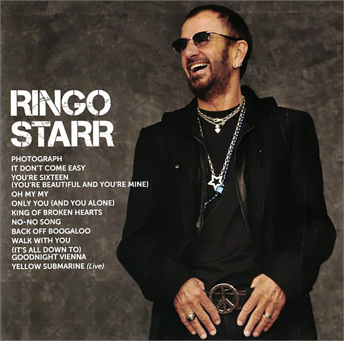 Ринго Старр Ringo Starr. Icon ringo starr tel aviv