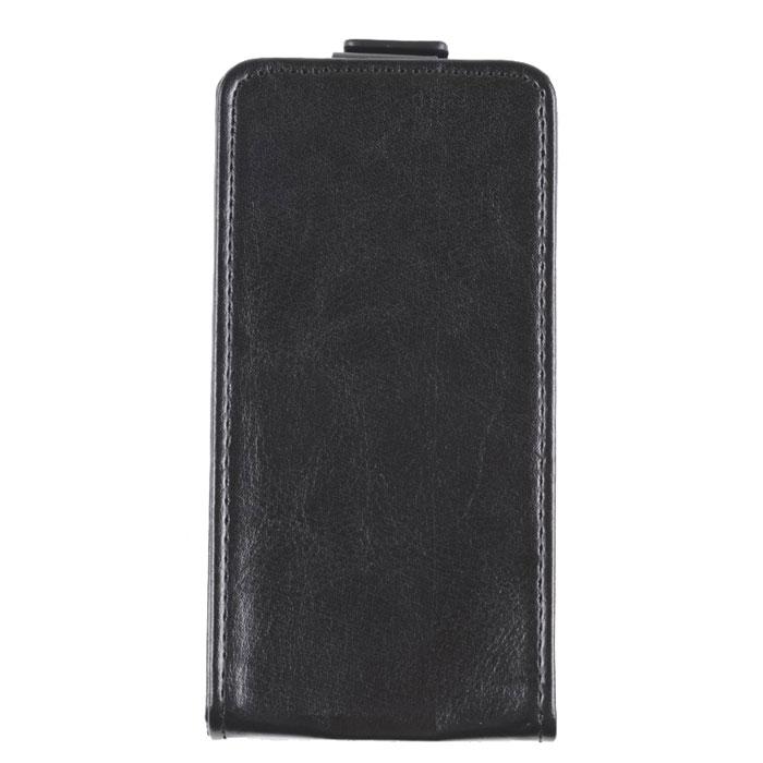 все цены на  Skinbox Flip Case чехол для Alcatel One Touch Idol Mini, Black  онлайн