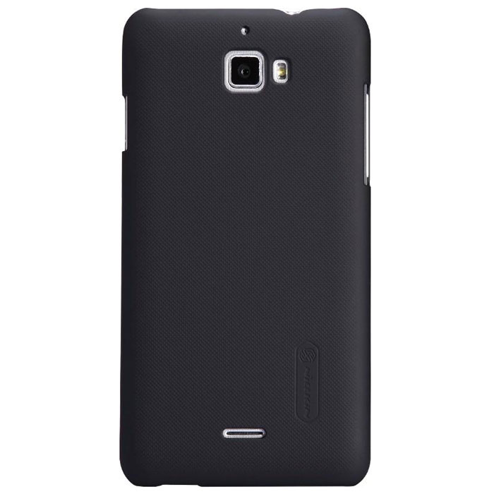 Nillkin Super Frosted Shield чехол для Micromax Canvas Nitro A310, Black смартфон micromax canvas magnus 2 q338 black