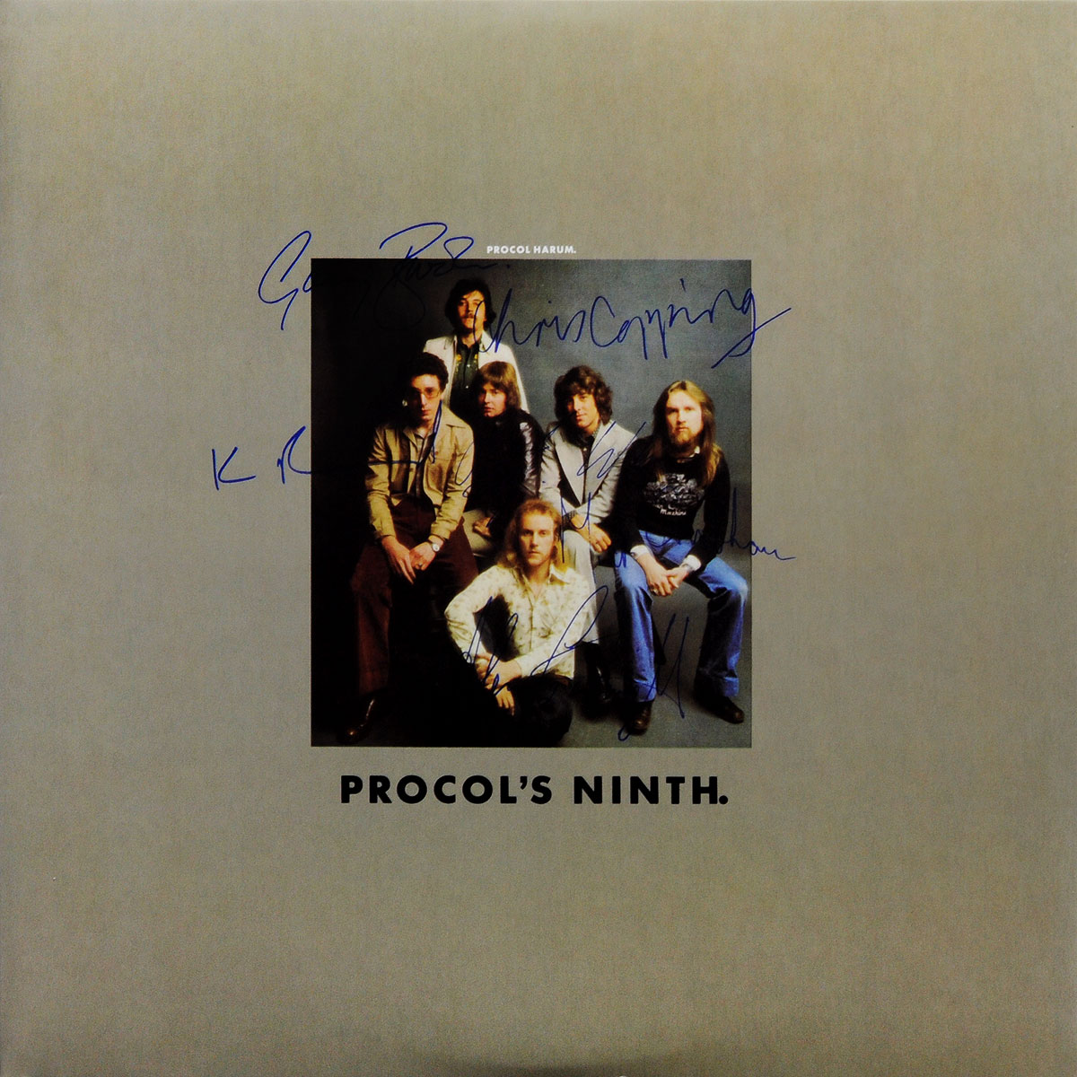 Procol Harum Procol Harum. Procol'S Ninth (2 LP) cd hugh laurie let them talk