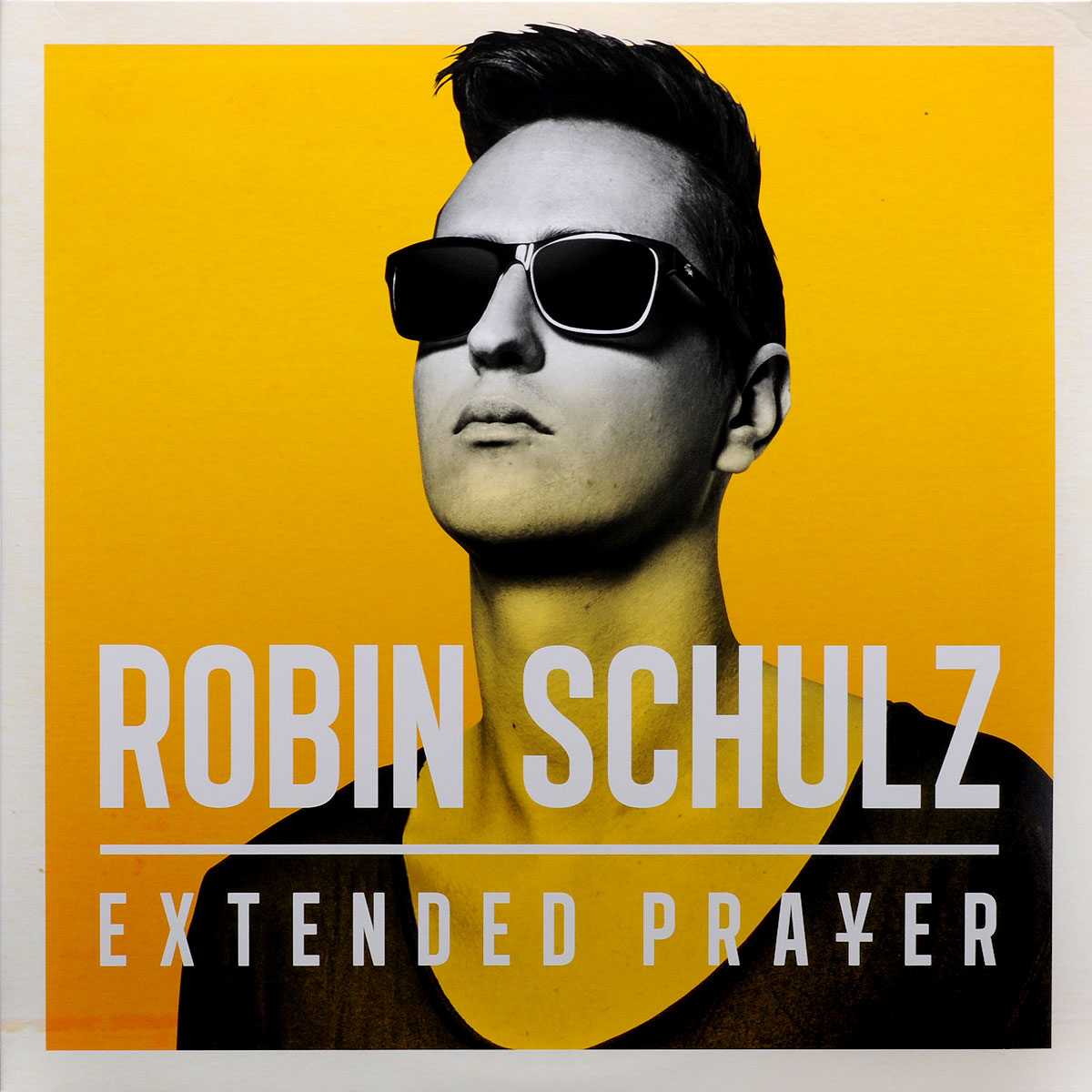 Robin Schulz. Extended Prayer (3 LP)