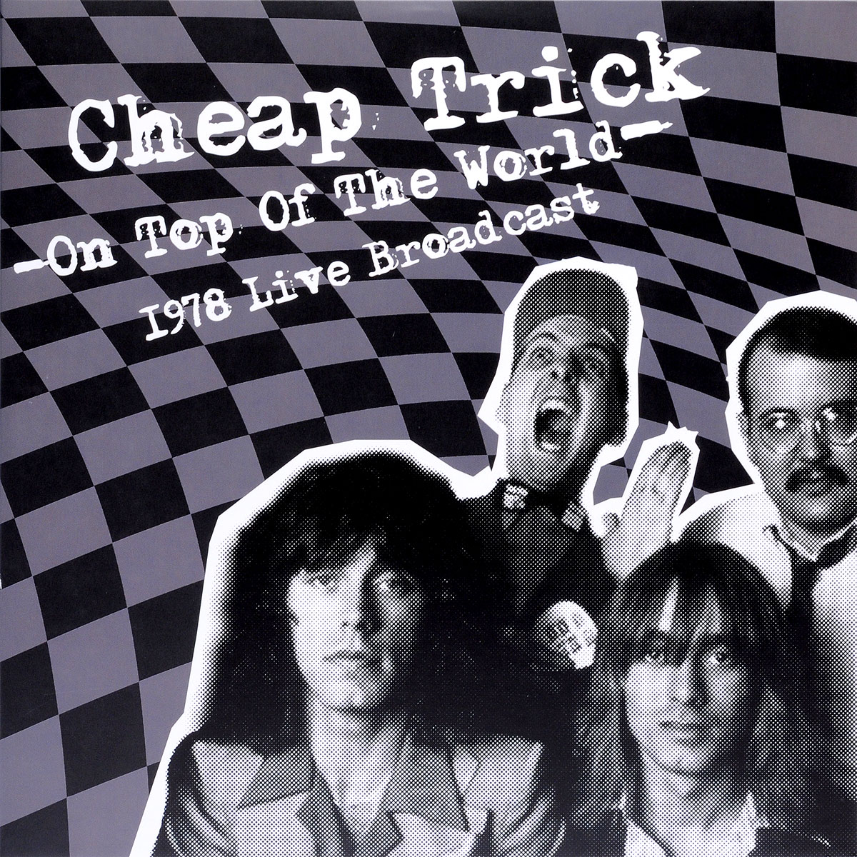 Cheap Trick Cheap Trick. On Top Of The World. 1978 Live Broadcast (2 LP) cheap trick cheap trick on top of the world 1978 live broadcast 2 lp