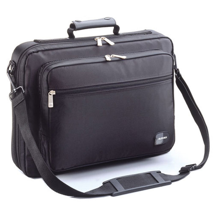 "Sumdex NON-084, Black сумка для ноутбука 15,6"""