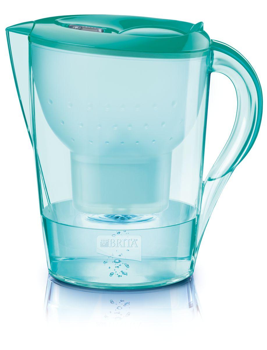 Фильтр-кувшин для воды Brita  Color Edition XL , цвет: зеленый, 3,5 л - Фильтры для воды