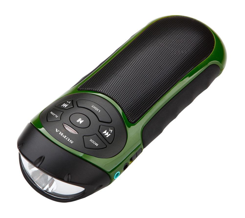 Supra PAS-6277, Green портативная акустическая система стоимость