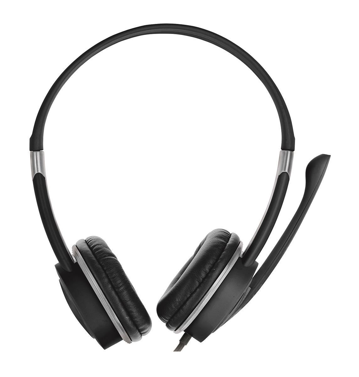 все цены на Trust Mauro USB Headset стереогарнитура онлайн