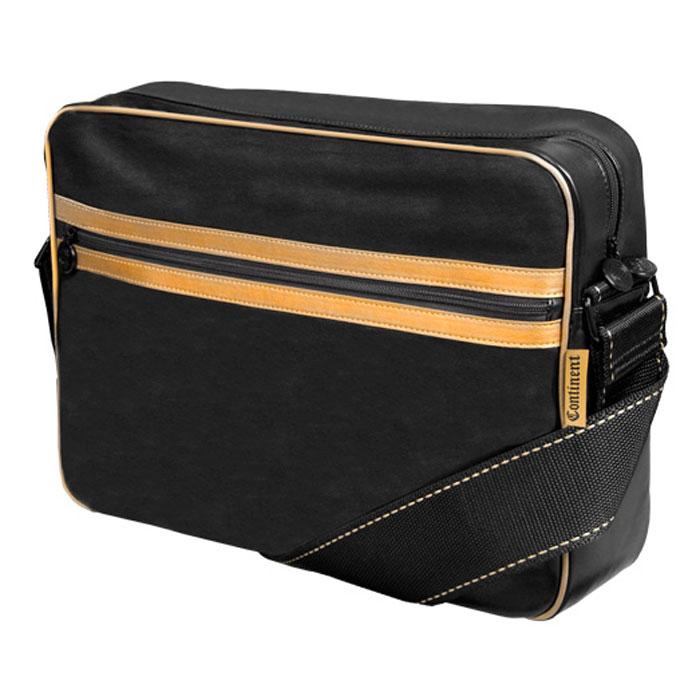 "Continent CC-065, Black Gold сумка для ноутбука 15,6"""