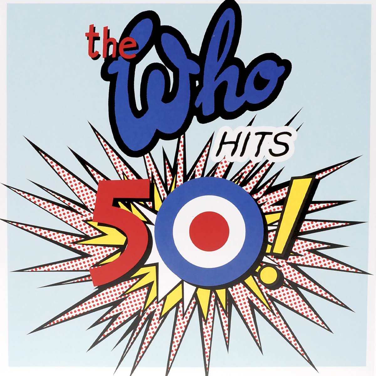 The Who The Who. Hits 50 (2 LP) the cure the cure greatest hits 2 lp