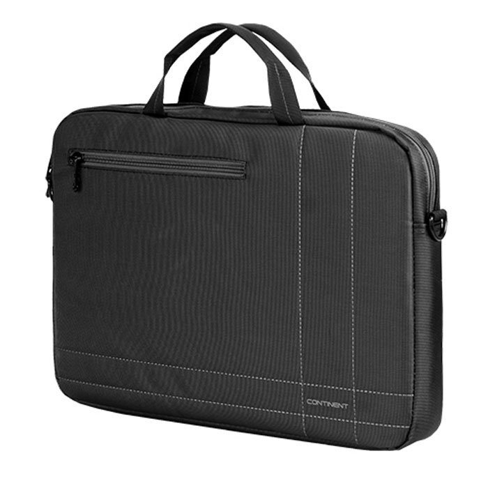 "Continent CC-201, Grey сумка для ноутбука 15,6"""