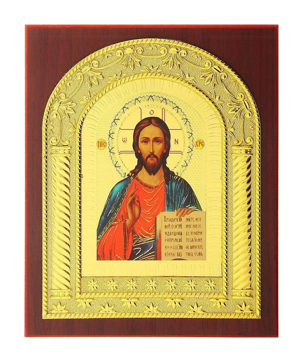 Икона Иисуса Христа, 19 см х 24 см икона избавительница от бед страждущих