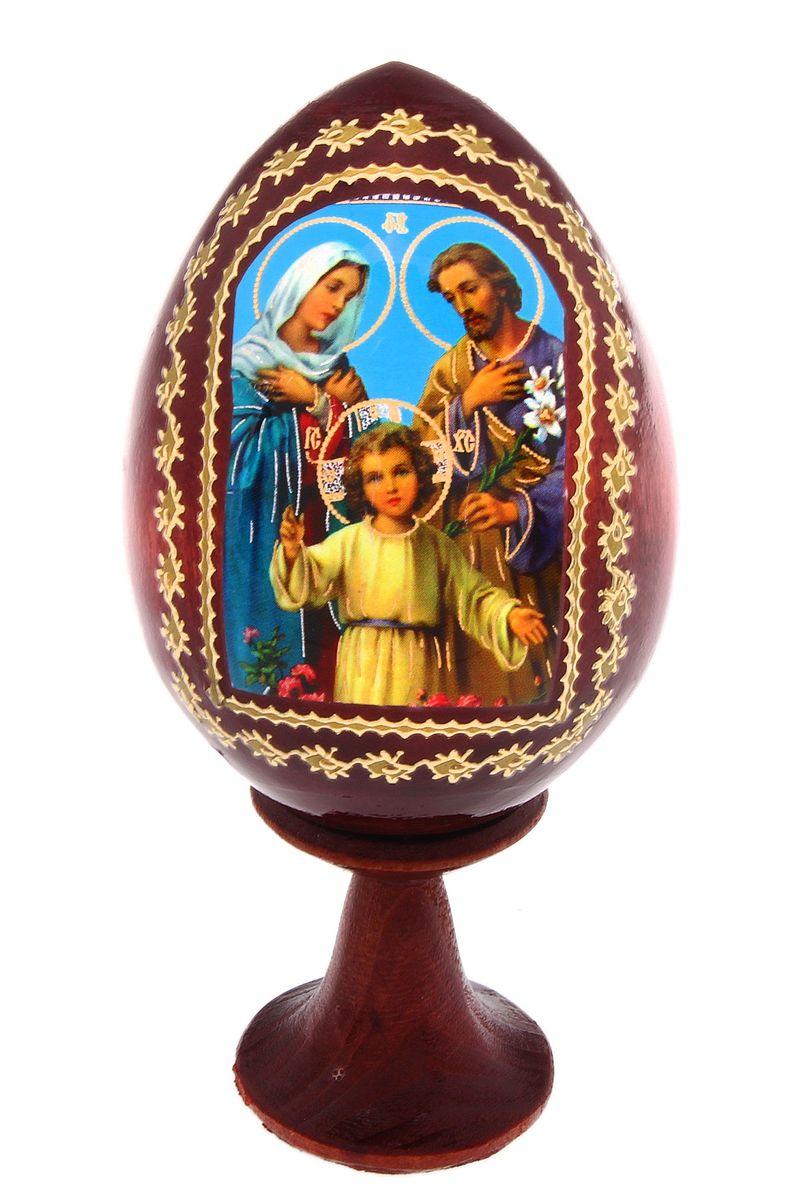 Яйцо декоративное БТМ
