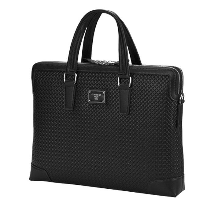 Continent CM-171, Black сумка для ноутбука 15,6CM-171 BKContinent CM-171 - эргономичная и стильная сумка для вашего ноутбука с дисплеем до 16 дюймов. Изделие имеет два основных внутренних отделения. В остальные внутренние карманы можно поместить различные аксессуары и принадлежности. К сумке прилагается съемный плечевой ремень регулируемой длины.