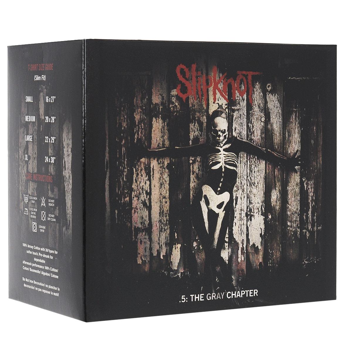 Slipknot Slipknot. .5: The Gray Chapter slipknot slipknot 5 the gray chapter