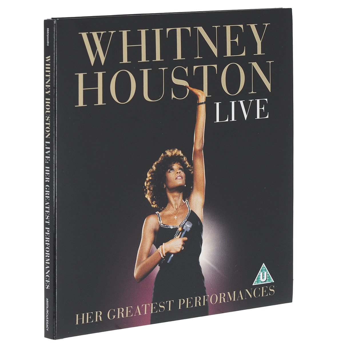 Уитни Хьюстон Whitney Houston. Live. Her Greatest Performances (CD + DVD) уитни хьюстон whitney houston live her greatest performances cd dvd