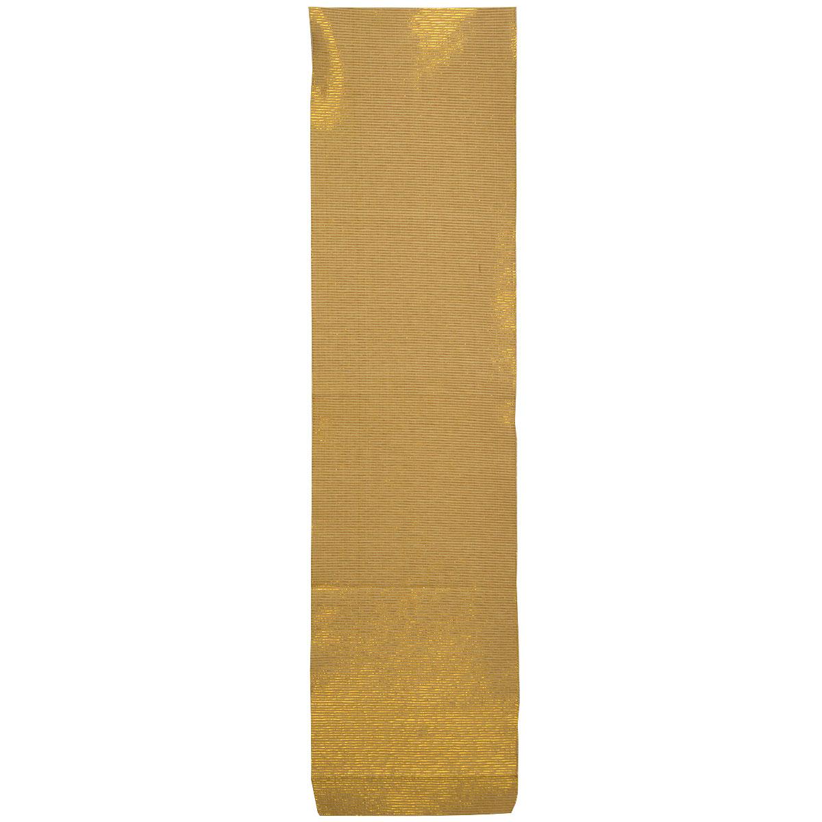 Дорожка Arloni Фест, цвет: золотистый, 33 см х 140 см8036Дорожка Arloni Фест изготовлена из 75% хлопка и 25% люрекса. Изделие оснащено рельефной поверхностью. Отличается высокой износоустойчивостью, хорошо впитывает влагу, не теряет своих свойств после многократных стирок. Дорожка гармонично впишется в интерьер вашего дома и создаст атмосферу уюта и комфорта. Идеальный вариант для ванной, балкона, прихожей или комнаты, террасы или веранды в загородном доме. Изделие отличается высоким качеством пошива и стильным дизайном.