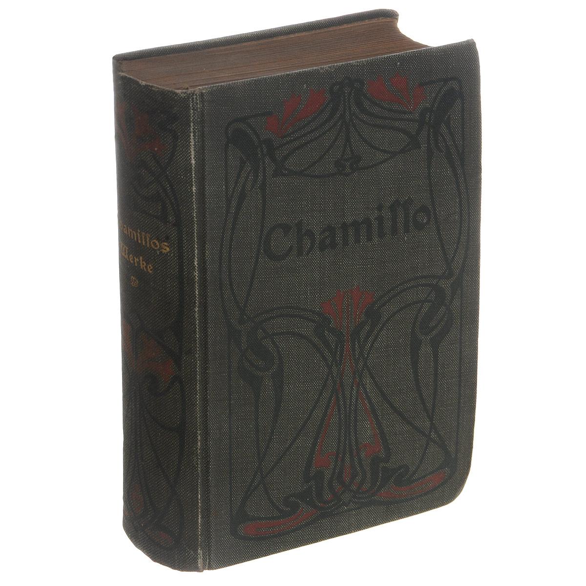Chamisso. Samtliche Werke113140Вашему вниманию предлагается антикварное издание 1910 года Samtliche Werke. Издательский переплет, сохранность хорошая.