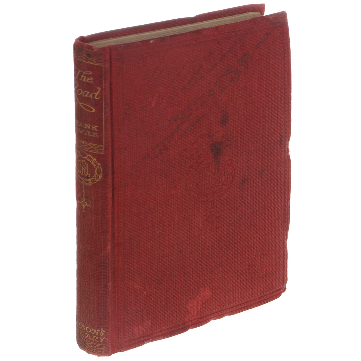 The RoadYM-760AВашему вниманию предлагается антикварное издание 1910 года The Road.