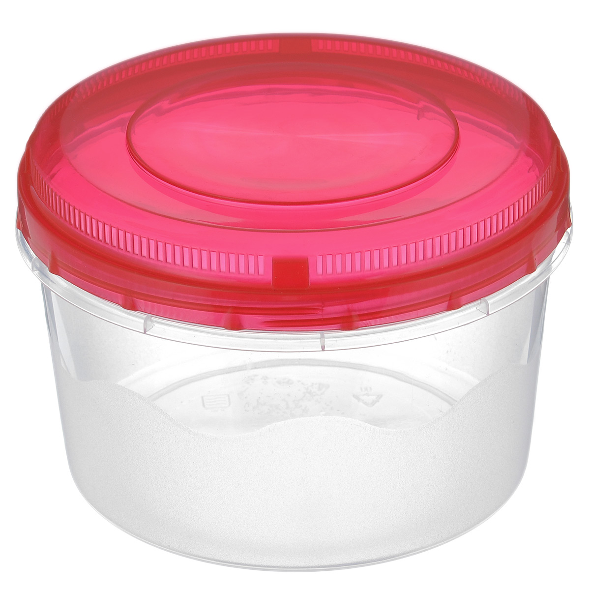 Контейнер для СВЧ Альтернатива, 1,5 лМ1166Круглый контейнер для СВЧ Альтернатива выполнен из высококачественногопластика, абсолютно безопасного для использования с пищевыми продуктами.Контейнер имеет закручивающуюся крышку, обеспечивающую абсолютнуюгерметичность и водонепроницаемость, не пропускает влагу и запахи, долгосохраняет свежесть продуктов.Контейнер подойдет не только для разогревания продуктов в печи СВЧ, но и дляхранения продуктов, в том числе в холодильной и морозильной камерах. Объем: 1,5 л. Диаметр: 15,5 см. Высота (без учета крышки): 9,5 см. Уважаемые клиенты! Обращаем ваше внимание на возможные изменения в цвете контейнера, связанные с ассортиментом продукции. Поставка осуществляется в зависимости от наличия на складе.