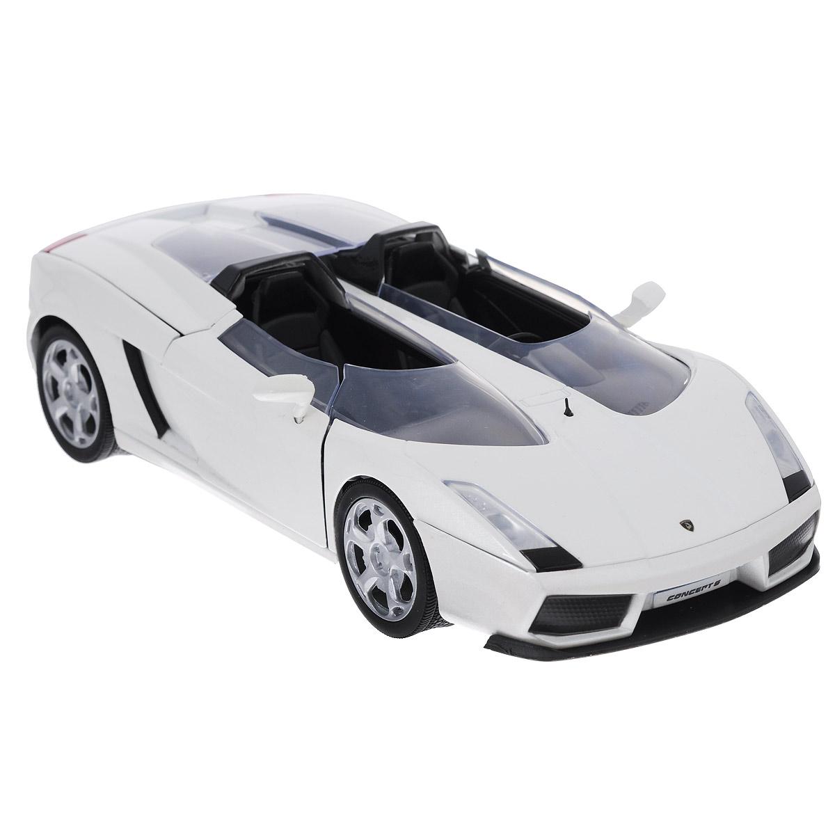 MotorMax Модель автомобиля Lamborghini Concept S motormax трансформирующийся в аэропорт