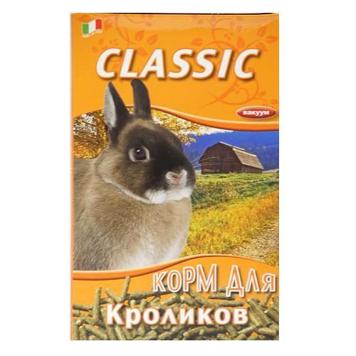 Корм для кроликов Fiory Classic, в гранулах, 680 г fiory 6200
