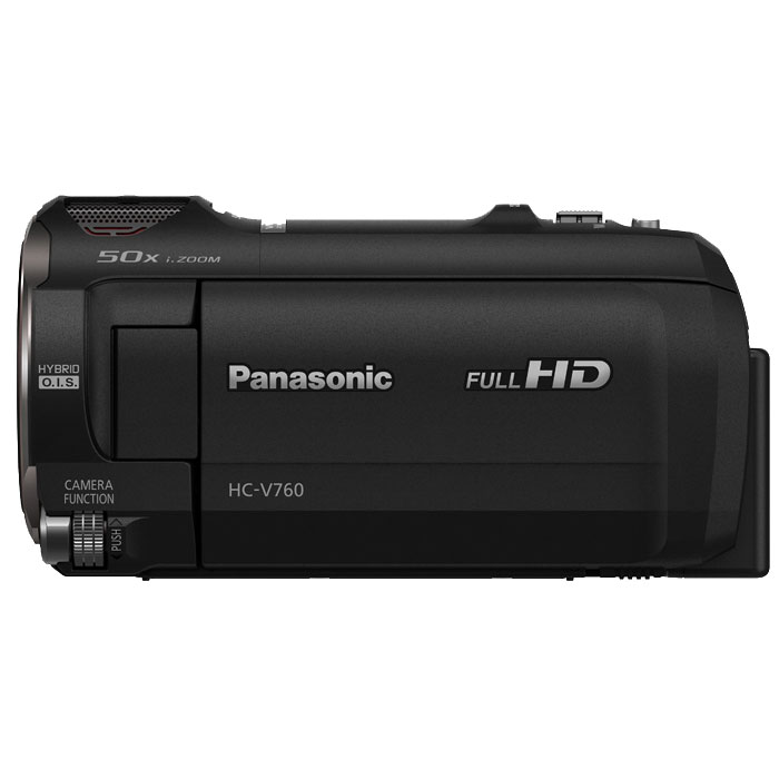 Panasonic HC-V760, Blackцифровая видеокамера Panasonic