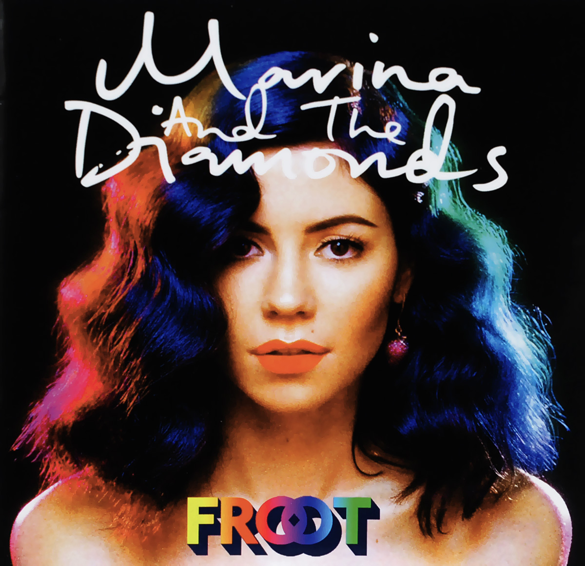 Marina And The Diamonds Marina & The Diamonds. Froot diamonds are forever