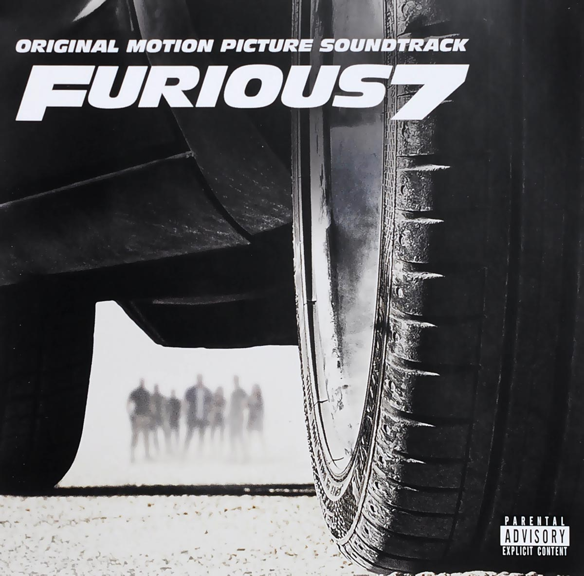 Zakazat.ru Furious 7. Original Motion Picture Soundtrack