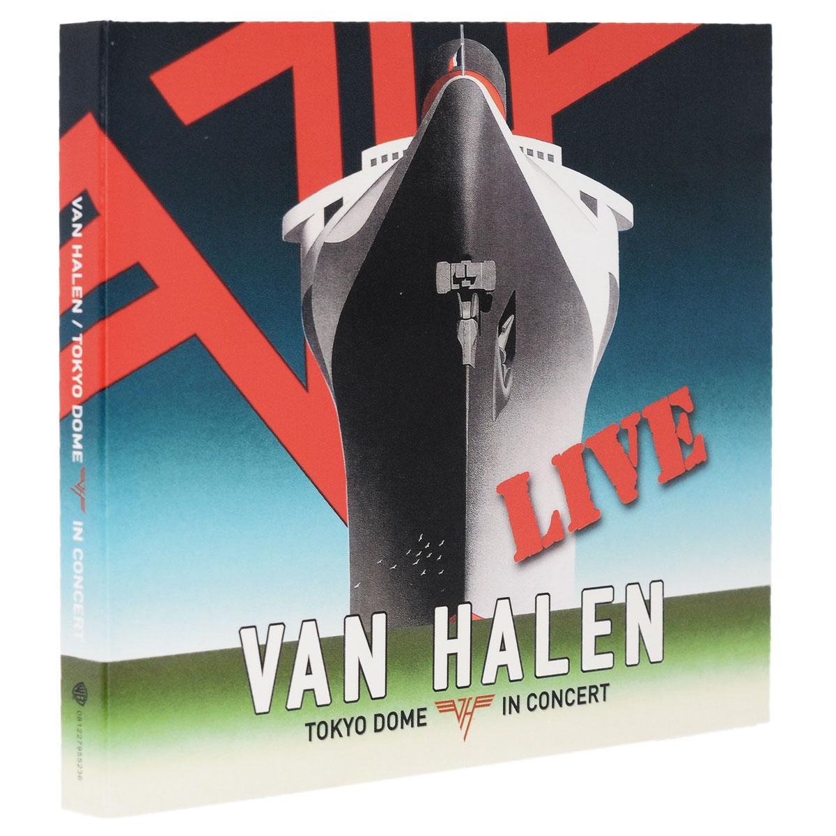 Van Halen Van Halen. Tokyo Dome In Concert (Live) (2 CD) лу рид lou reed live in concert