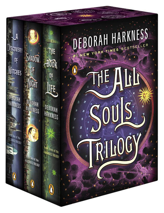 The All Souls Trilogy Boxed Set penguin christmas classics 6 volume boxed set