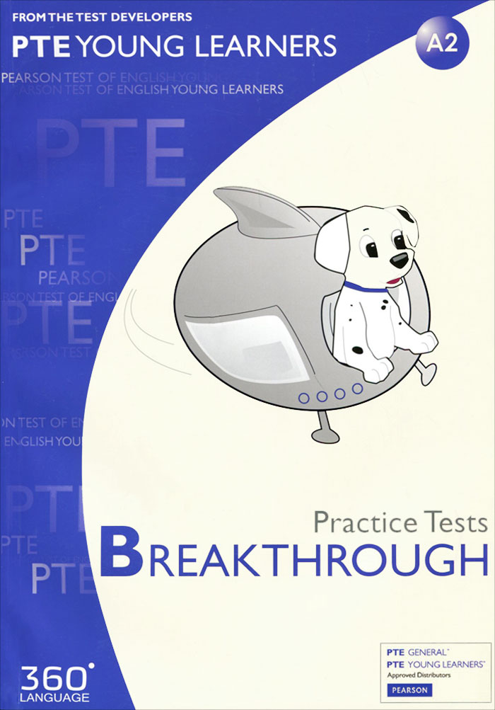 Pearson Test of English Young Learners: A2: Practice Tests: Breakthrough young learners english practice tests flyers dvd rom