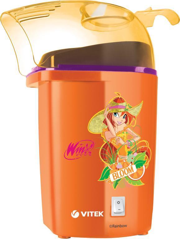 Vitek Winx 1301 Bloom попкорница - Техника для вечеринок